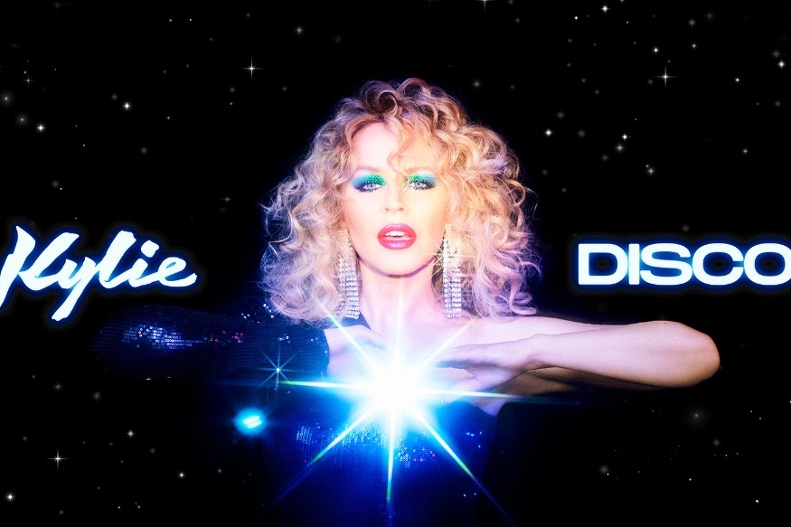 """Disco"", le nouvel album de Kylie Minogue"
