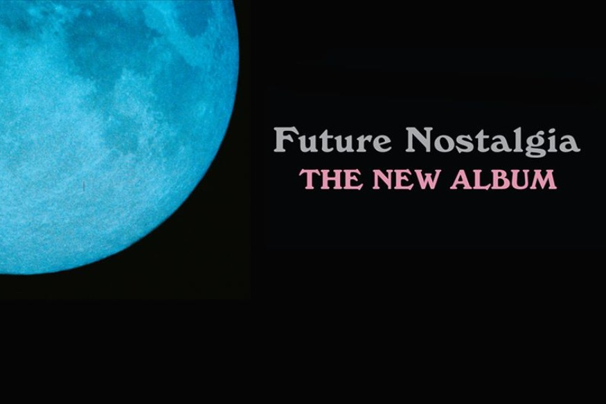 "Dua Lipa sort son nouvel album ""Future Nostalgia"""